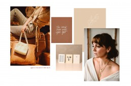 brown moodboard