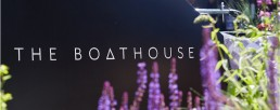 The Boathouse header logo