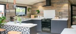 The Boathouse London Kitchen