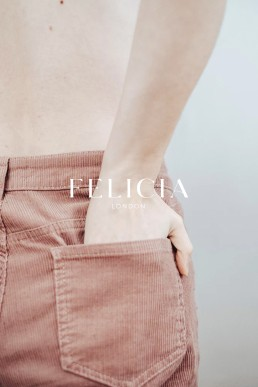 Felicia logo clothing