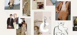 roman clothing moodboard