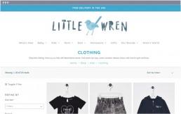 little wren clothing web