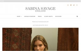 sabina savage web