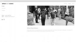 architecture studio page