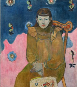 art exhibition gaugin