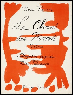 Royal Academy picasso le chant des morts