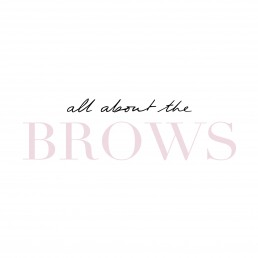 All About The Brows logo